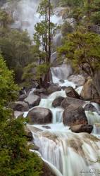 Cascade Falls by tt83x