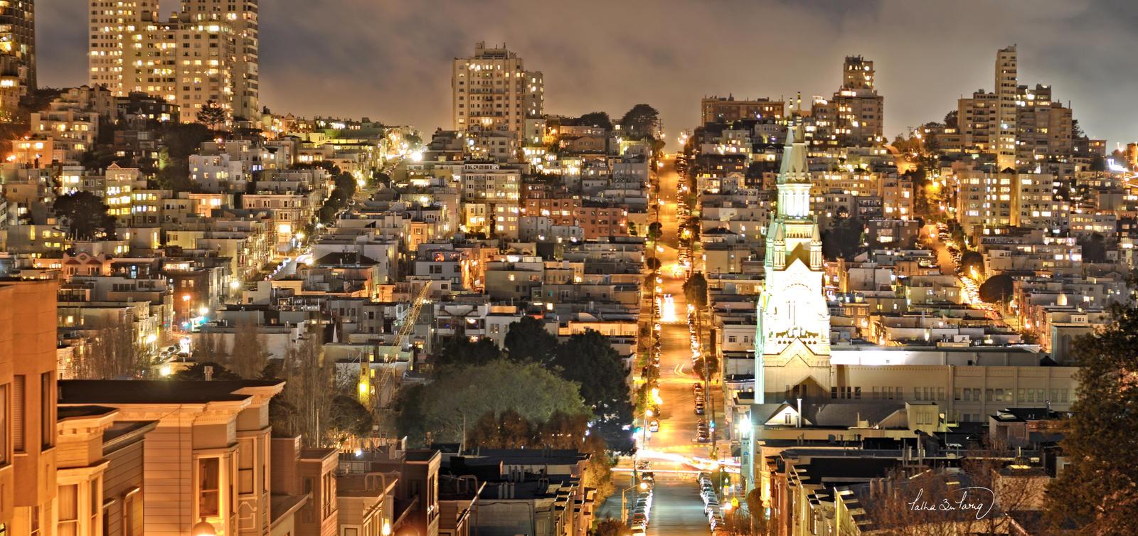 Telegraph Hill - San Francisco