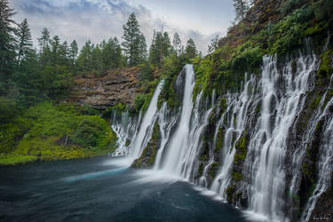 McArthur Burney Falls by tt83x