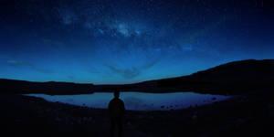 Milky Way Portrait by tt83x