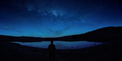 Milky Way Portrait