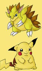 Practice Pokemon