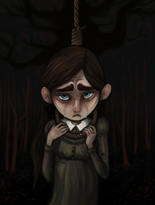 Noose by Artisticaviary on DeviantArt
