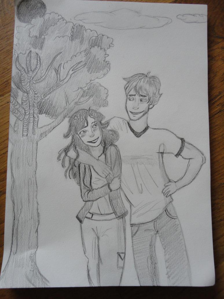 ...Teen love by artlady87
