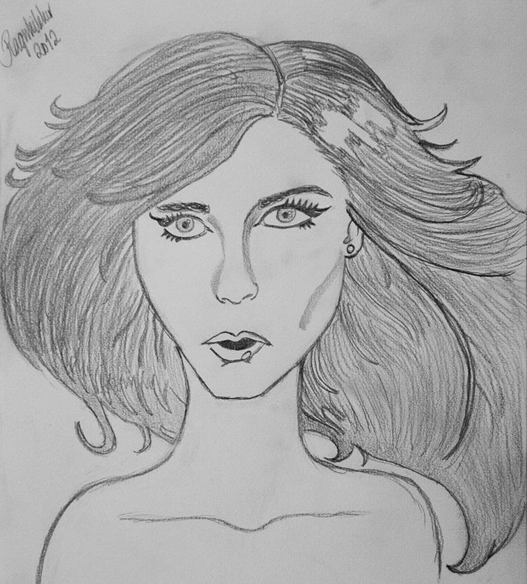 My lady.... by artlady87