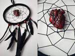 Creepy dream catcher. by RONNIE-S