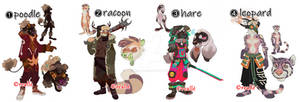 ADOPTABLES - AUCTION [closed]