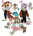 DRAGONS ADOPTABLES - AUCTION [closed]