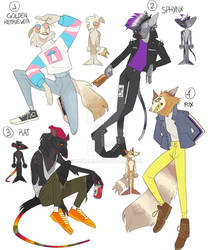 COOL KIDS - ADOPTABLES AUCTION [closed]