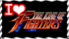 King of Fighters Stamp by Shinkiro-no-Kaze