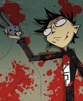 JtHM: To be or not to be... a Homicidal Maniac by Shinkiro-no-Kaze