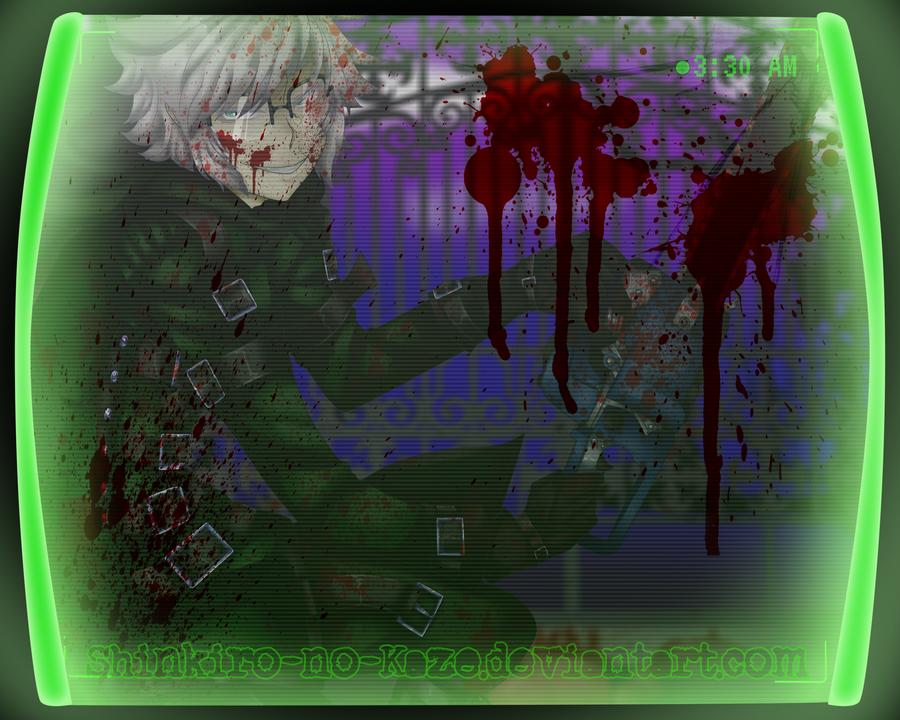 [Splatter Party] by Shinkiro-no-Kaze