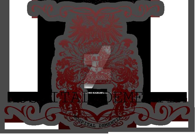 Hospital Dementia Logo by Shinkiro-no-Kaze