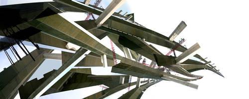 new Bay Bridge by princepoo