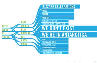 bizarre celebrations