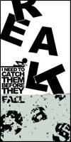 Typography 26 - Falling. by princepoo