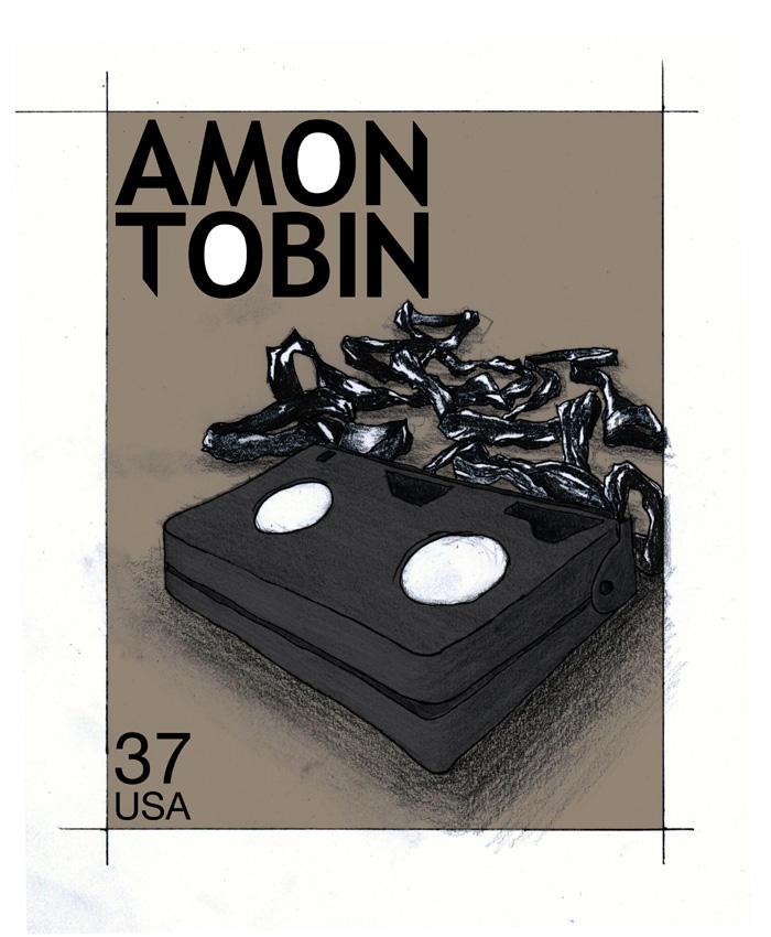 Stamps - 06 Amon Tobin. by princepoo