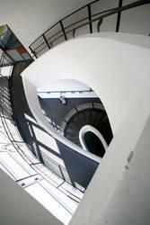 kiasma stairway by princepoo