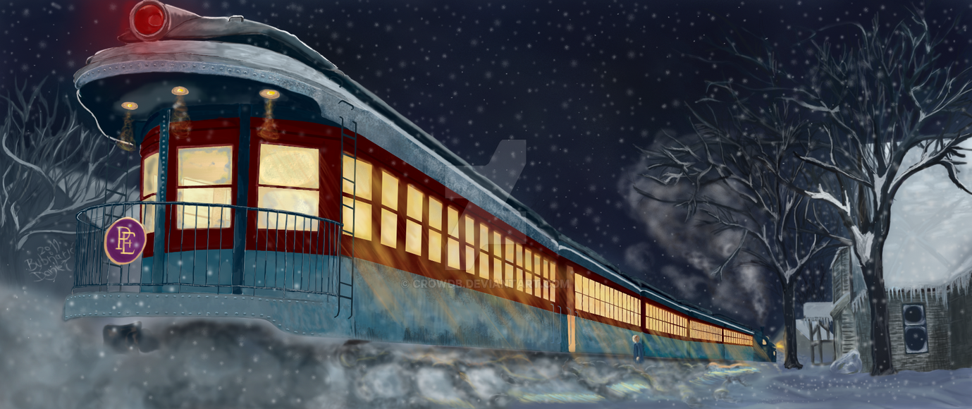 Polar Express 2903 By Crowdb On Deviantart