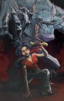 kya:dark lineage by zecarlos