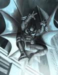 batman speedpaint