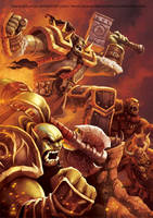 world of warcraft tribute-thrall attack s by zecarlos