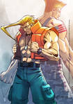 Street Fighter Charlie - Guile