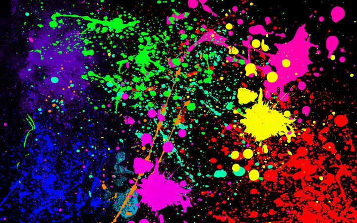 Splatter paint by avenged siinz on deviantart - Splatter paint desktop backgrounds ...