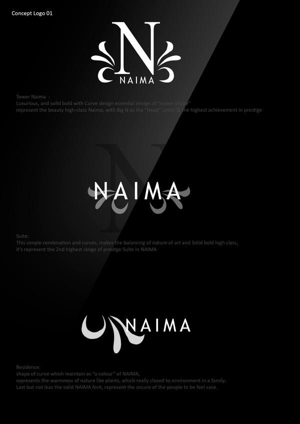 Naima Logo Cooporate