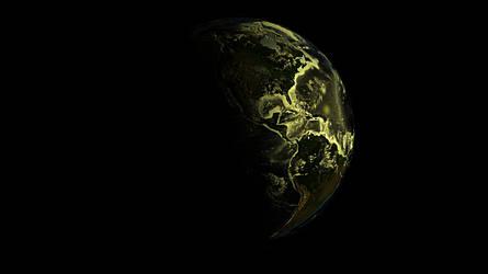 Earth by thunderrr