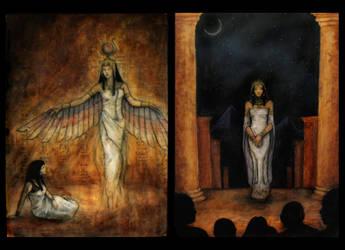 Cinderella of Egypt by HaXonFangs