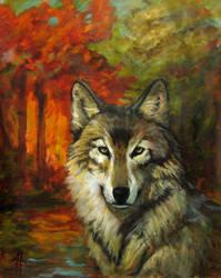 October Wolf