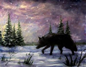 December Wolf