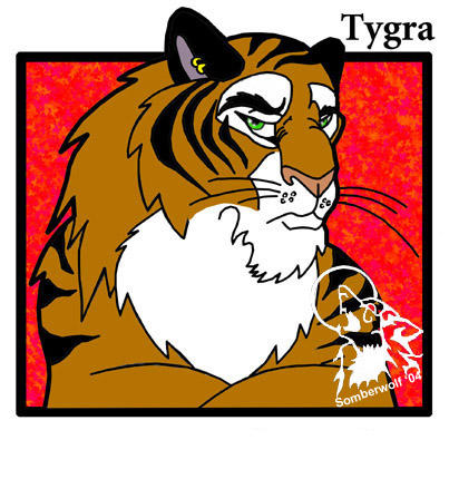 Tygra by Somberwolf