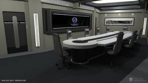 Nova Class Refit - Briefing Room (Render 1)