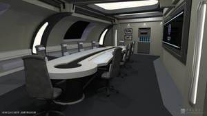 Nova Class Refit - Briefing Room (Render 2) by falke2009