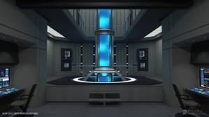 Nova Class Refit - Engineering (Render 1) by falke2009
