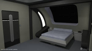Nova Class Refit - Captain's Quarters (Render 3)