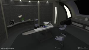 Nova Class Refit - Ready Room (Render 1) by falke2009