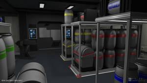 Nova Class Refit - Cargo Bay 2 (Render 1) by falke2009