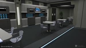 Nova Class Refit - Mess Hall (Render 1)