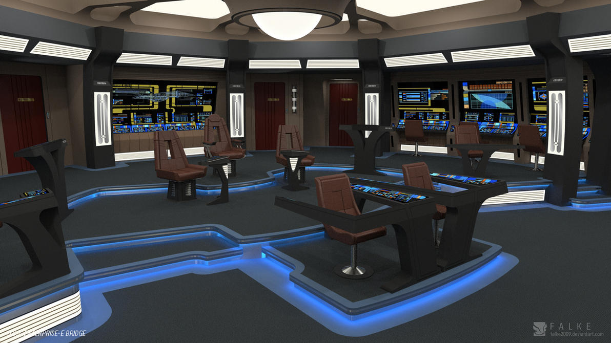 Star Trek Chat Room