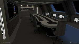 U.S.S. Nova - Briefing Room (Render 2)