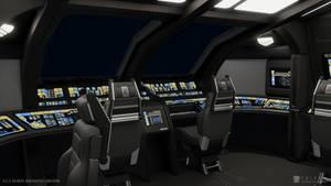 Aeroshuttle Carpathia - Cockpit (Render 1)