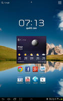 Samsung Galaxy Tab 10.1 - ICS beauty