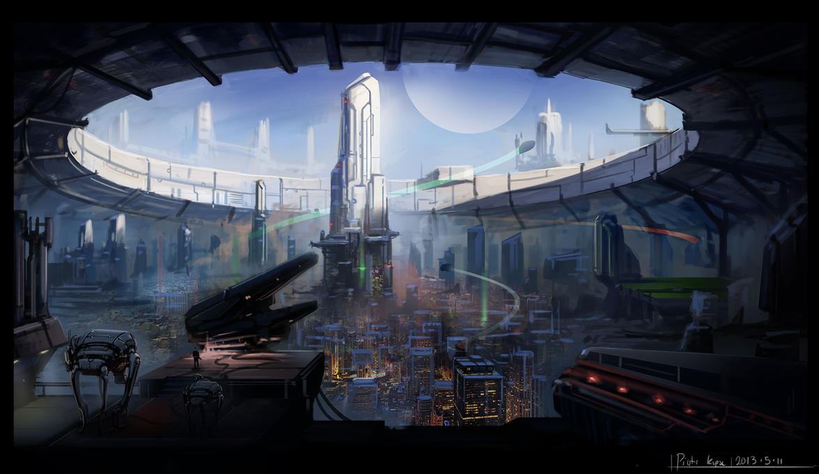 Cybertron? by St-Pete