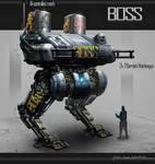 [Boss] Guild Mech