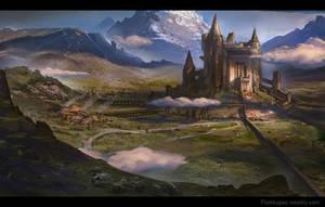 Highlands Castle by St-Pete