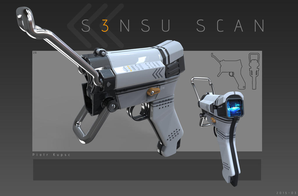 S3NSU SCAN by St-Pete
