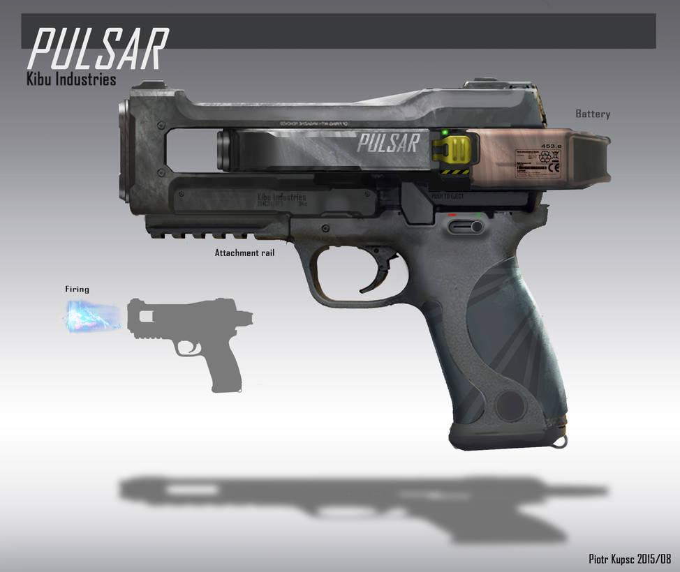 Pulsar gun by St-Pete